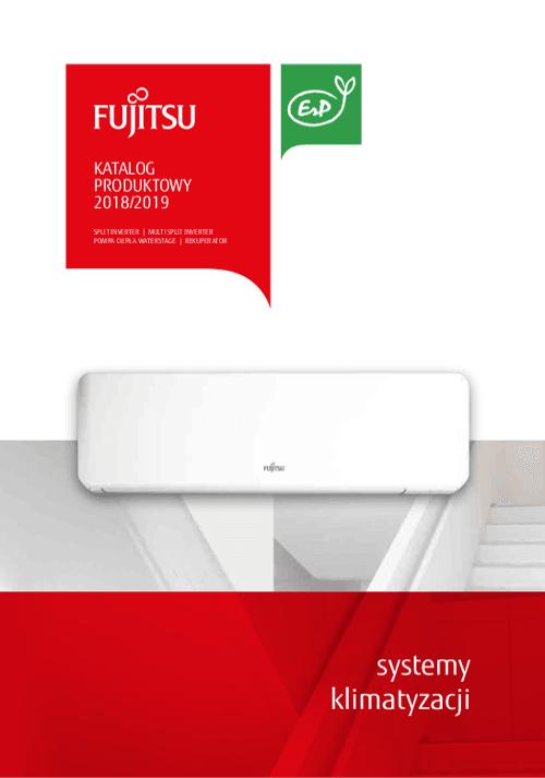 Katalog Fujitsu 2018 / 2019